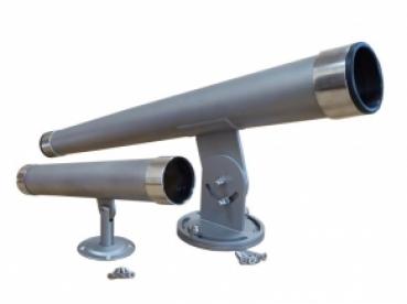 Fernrohr teleskop fernglas edelstahl klein inkl fracht mwst