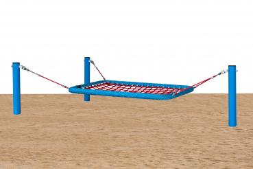 gruppenschaukel f r mehrere kinder fliegender teppich. Black Bedroom Furniture Sets. Home Design Ideas